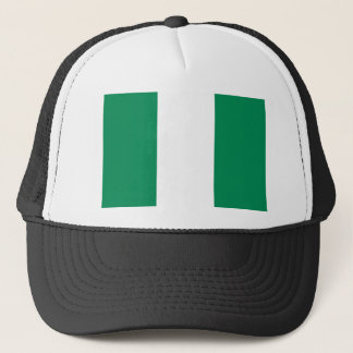 Low Cost! Nigeria Flag Trucker Hat
