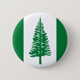 Low Cost! Norfolk Island Flag Button