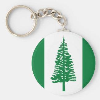 Low Cost! Norfolk Island Flag Keychain