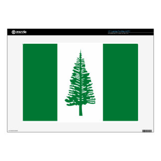 Low Cost! Norfolk Island Flag Laptop Decal