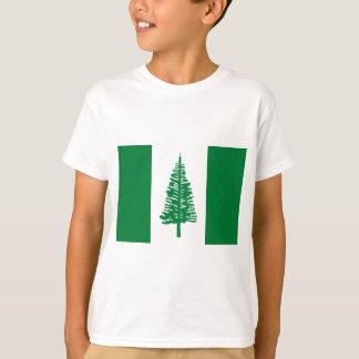 Low Cost! Norfolk Island Flag T-Shirt