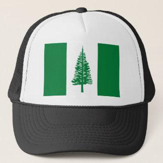 Low Cost! Norfolk Island Flag Trucker Hat
