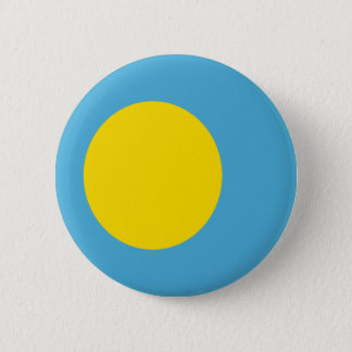 Low Cost! Palau Flag Pinback Button
