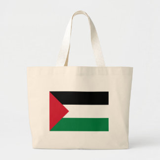 Low Cost! Palestine Flag Large Tote Bag