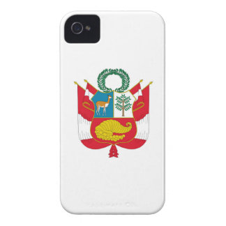 Low Cost! Peru Flag iPhone 4 Case-Mate Case
