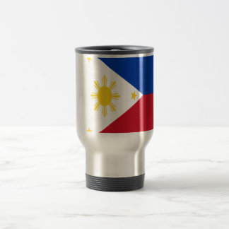 Low Cost! Philippines Flag Travel Mug