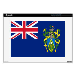 Low Cost! Pitcairn Islands Flag Laptop Skins