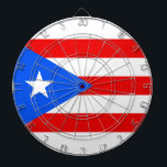 "Low Cost! Puerto Rico Flag Dart Board<br><div class=""desc"">Classic Puerto Rico flag design available on many products in our store! Show your Puerto Rico pride with these special items or buy something for that special Puerto Rico native in your life! Check out our store for more items! Have a design request? We can make it! Send us a...</div>"