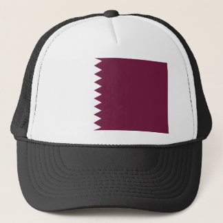 Low Cost! Qatar Flag Trucker Hat