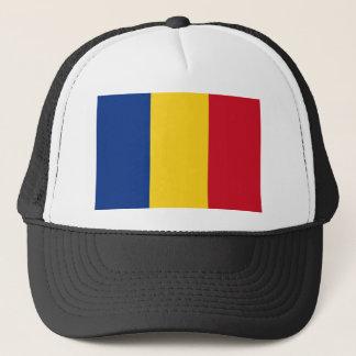 Low Cost! Romania Flag Trucker Hat