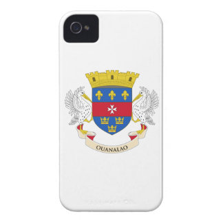 Low Cost! Saint Barthélemy Flag iPhone 4 Case