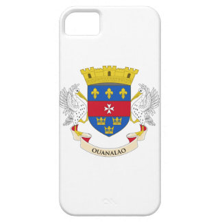 Low Cost! Saint Barthélemy Flag iPhone SE/5/5s Case