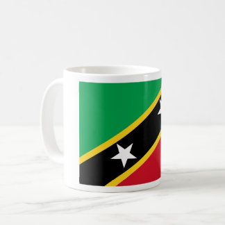 Low Cost! Saint Kitts and Nevis Flag Coffee Mug