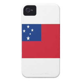 Low Cost! Samoa Flag iPhone 4 Cover