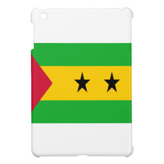 Low Cost! São Tomé and Príncipe Flag Case For The iPad Mini