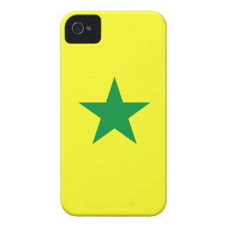Low Cost! Senegal Flag iPhone 4 Case