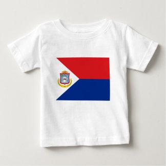 Low Cost! Sint Maarten Flag Baby T-Shirt