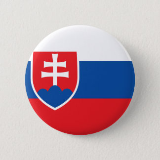 Low Cost! Slovakia Flag Button