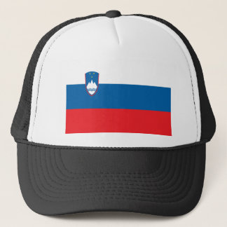 Low Cost! Slovenia Flag Trucker Hat