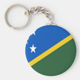 Low Cost! Solomon Islands Flag Keychain