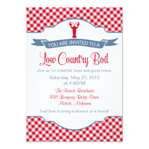 photo about Crawfish Boil Invitations Free Printable referred to as Crawfish Boil Invites Zazzle