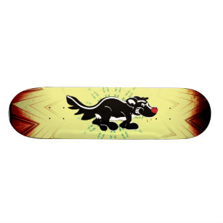 Low Down Dirty Skunk Skateboard