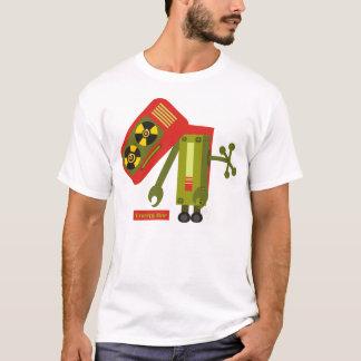 Low Energy Retro Robot T-Shirt