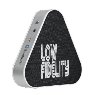 Low Fidelity Bluetooth Speaker