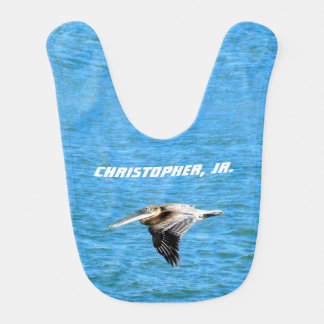 Low Flyer Custom Bib