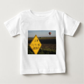 Low Flying Aircraft Baby T-Shirt