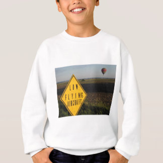 Low Flying Aircraft Sweatshirt