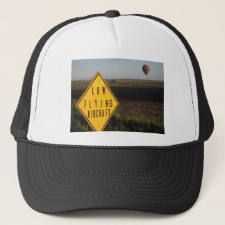Low Flying Aircraft Trucker Hat