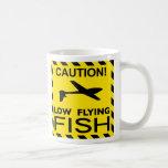 """""""Low Flying Fish"""" Mug"""