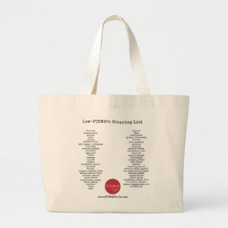 Low-FODMAP Shopping Bag