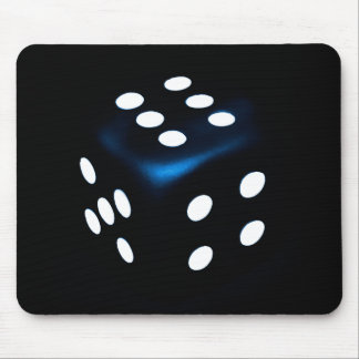 Low Key Dice - Mousepad