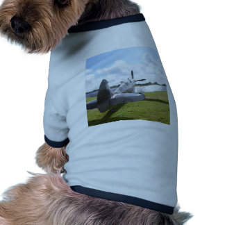 Low Level MKIX Spitfire Dog T-shirt