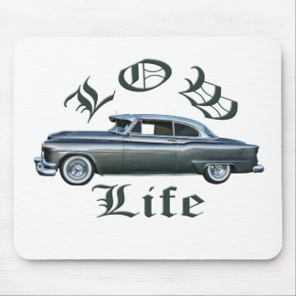 low life lowrider 50 s Oldsmobile custom Mouse Pads
