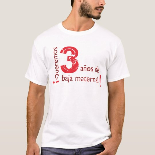 Low maternal T-Shirt