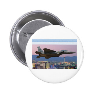 Low Nevada Fly-by Pinback Buttons