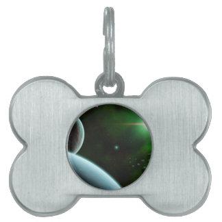 Low Orbit Pet ID Tag