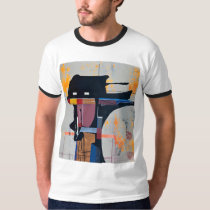 Low Orbital Listening Station at Wolverhampton. T-Shirt