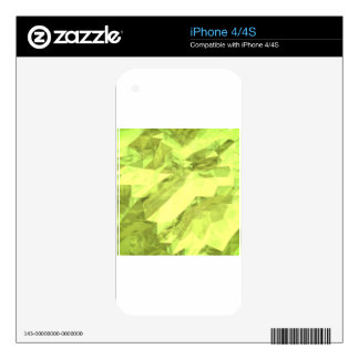 Low poly abstract skins for iPhone 4S