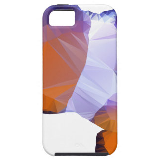 Low Poly Clown Fish iPhone SE/5/5s Case
