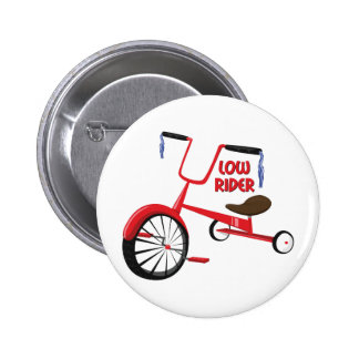 Low Rider Pinback Button