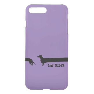 Low Rider Dachshund iPhone7 case