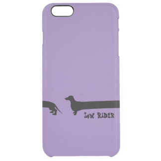 Low Rider Dachshund iphone 6 case