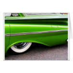 Low Rider Greeting Card