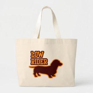Low Rider Jumbo Tote Bag