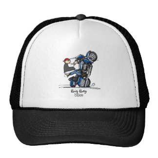 Low Rider Motorcycle Trucker Hat
