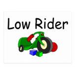 Low Rider Postcards
